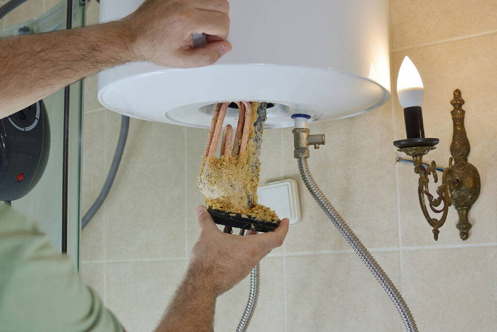 How to Clean a Musty Smelling Sink